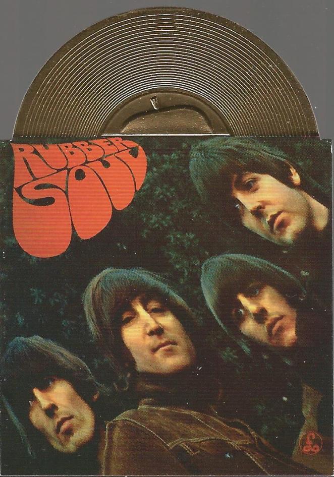 The Beatles Free As A Bird Australian CD single (CD5 / 5